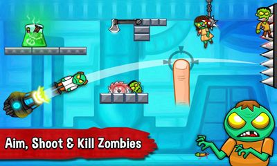 Screenshots do Zombie Ragdoll - Perigoso para tablet e celular Android.