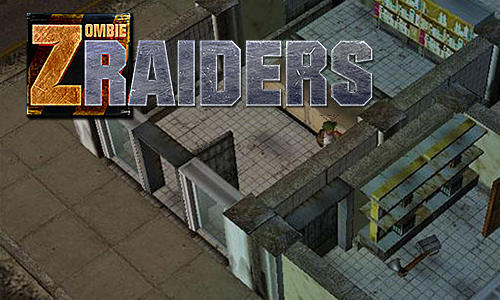 Zombie raiders beta poster