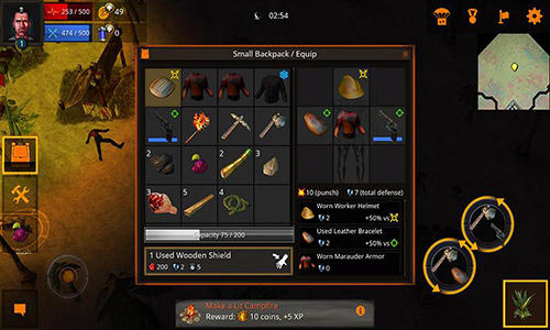 Zombie raiders beta screenshot 2