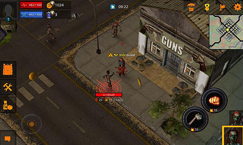 Zombie raiders beta screenshot 3