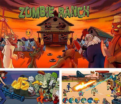 Zombie ranch: Battle with the zombie