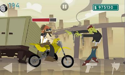 Zombie Road screenshot 4
