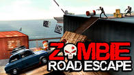 Zombie road escape: Smash all the zombies on road APK