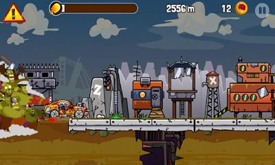 Screenshots von Zombie Road Trip für Android-Tablet, Smartphone.