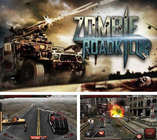 In addition to the game Invazion Z for Android phones and tablets, you can also download Zombie roadkill 3D for free.