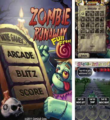 In addition to the game Arcane Legends for Android phones and tablets, you can also download Zombie Runaway for free.