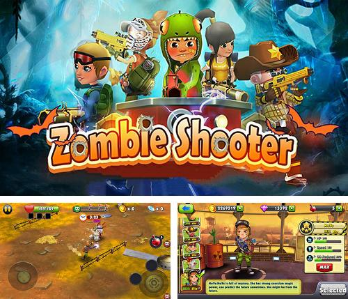 In addition to the game Total War Battles: Shogun for Android phones and tablets, you can also download Zombie shooter: My date with a vampire. Zombie.io for free.