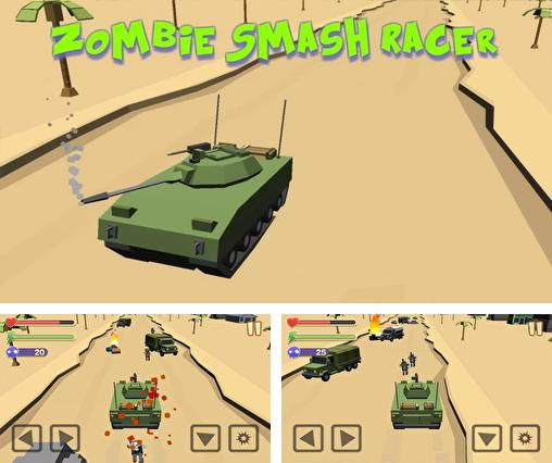 In addition to the game Zombie smash racer for Android, you can download other free Android games for Overmax Vertis 4012 You.