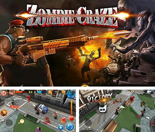 In addition to the game Towns of the dead for Android phones and tablets, you can also download Zombie street battle for free.