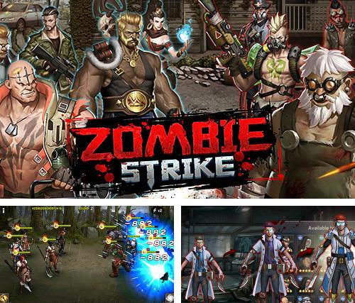 Zombie strike: The last war of idle battle