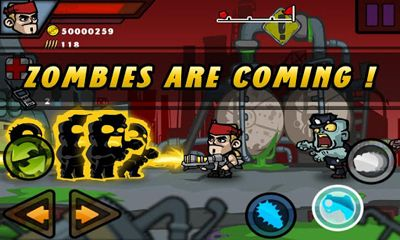 Get full version of Android apk app Zombie Terminator for tablet and phone.