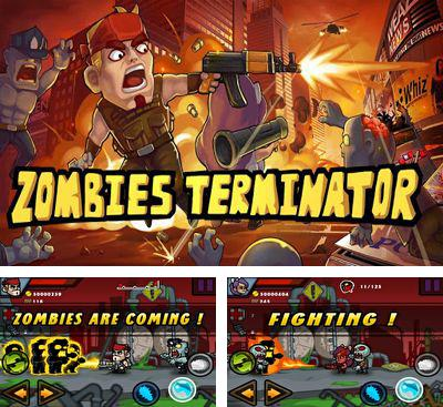 In addition to the game Day of madness for Android phones and tablets, you can also download Zombie Terminator for free.
