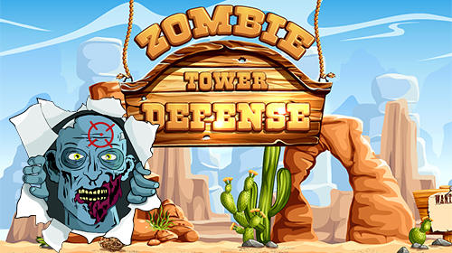 Zombie tower defense: Reborn poster