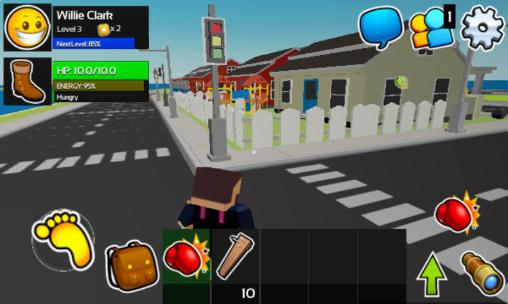 Zombie town: Ahhh screenshot 2