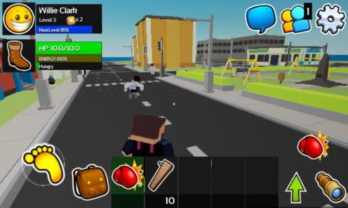 Zombie town: Ahhh screenshot 3