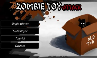 Zombie Toy Attack