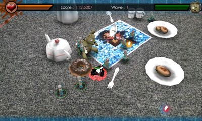 Get full version of Android apk app Zombie Toy Attack for tablet and phone.