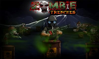 Zombie Trenches Best War Game poster