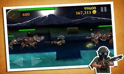 Zombie Trenches Best War Game screenshot 2