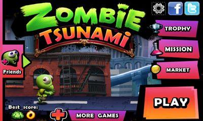 Descargar Zombie Tsunami Para Android Gratis El Juego El Zombi