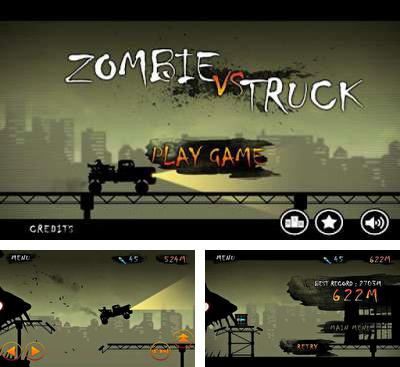 In addition to the game Zombie City Escape for Android phones and tablets, you can also download Zombie vs Truck for free.