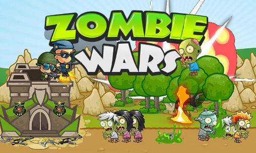 Zombie wars: Invasion poster