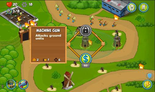Zombie wars: Invasion screenshot 4