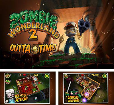 In addition to the game Weapon Chicken for Android phones and tablets, you can also download Zombie Wonderland 2 for free.
