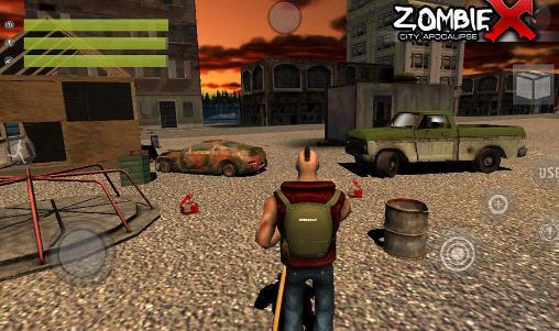 Descargar Zombie X City Apocalypse Para Android Gratis El Juego