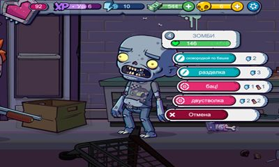 Screenshots von Zombies Ate My Friends für Android-Tablet, Smartphone.