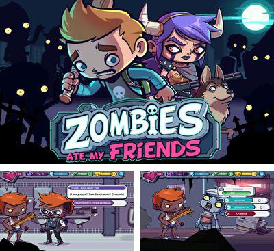 In addition to the game Shoot The Fokkers for Android phones and tablets, you can also download Zombies Ate My Friends for free.