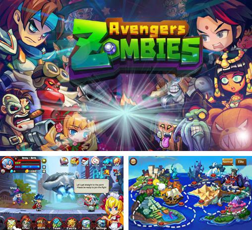 In addition to the game Airforce strike for Android phones and tablets, you can also download Zombies avengers for free.