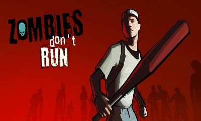 Zombies Don't Run poster