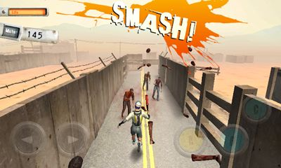 Screenshots von Zombies Don't Run für Android-Tablet, Smartphone.