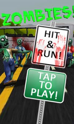 Zombies! Hit and Run!