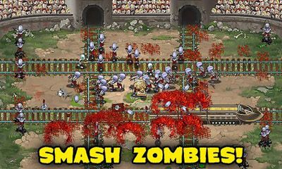 Download Zombies & Trains! Android free game.
