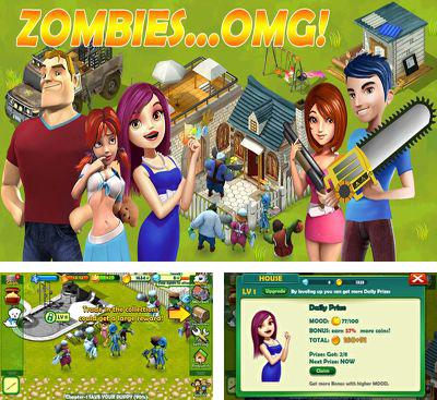 In addition to the game Hot Zomb for Android phones and tablets, you can also download Zombies...OMG for free.