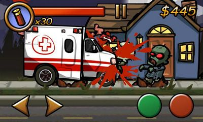 Screenshots do Zombieville usa - Perigoso para tablet e celular Android.