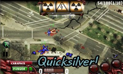 Download Zombilution Android free game.