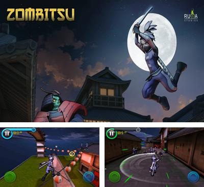 In addition to the game Dive in headfirst for Android phones and tablets, you can also download Zombitsu for free.