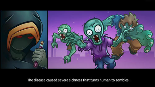 Screenshots von Zombo buster rising für Android-Tablet, Smartphone.