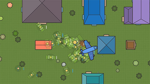 Zombs royale.io: 2D battle royale screenshot 5