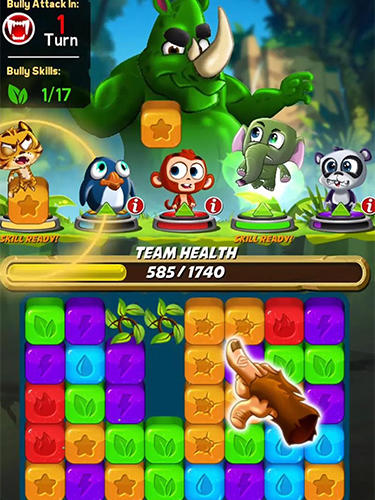 Zoo blast screenshot 4
