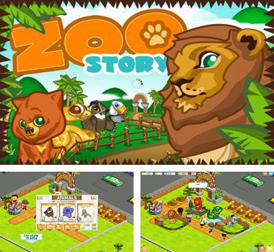 In addition to the game Prehistoric Park for Android phones and tablets, you can also download Zoo Story for free.