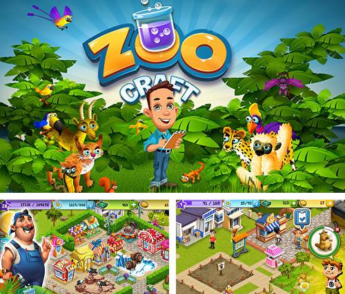 In addition to the game Zoocraft for Android, you can download other free Android games for Cubot P7.
