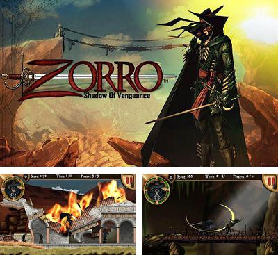 Zorro Shadow of Vengeance