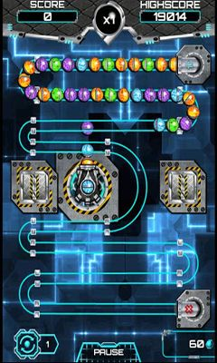 Download Zuma Factory Android free game.