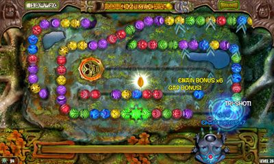 Get full version of Android apk app Zuma revenge for tablet and phone.