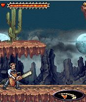 Download free mobile game: Texas Chainsaw massacre - download free games for mobile phone.