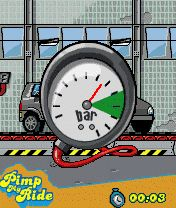 Download free mobile game: MTV Pimp My Ride: KidRock - download free games for mobile phone.